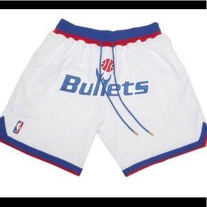 🆕🚹Jus Don Washing Bullets Classics Shorts,🔥🔫